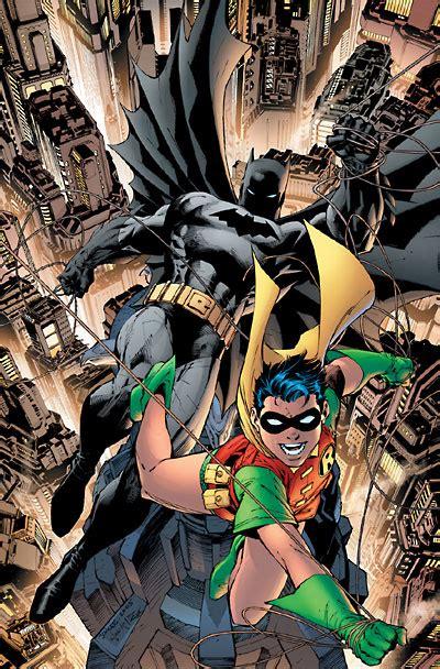 Should Robin Be In Batman? Comic Legend Jeph Loeb Defends ...