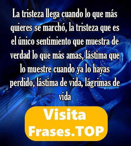 ️https://frases.top/frases tristes/vida/ ️ #Frases Tristes ...