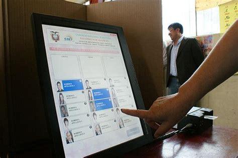 Si en la UPV se puede votar por Internet, ¿por qué no en ...