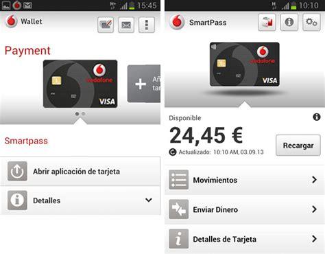 Si eres de Vodafone podrás pagar con visa a través del ...