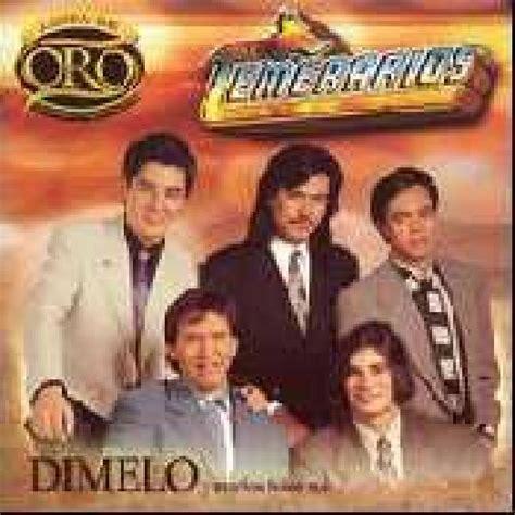 SI QUIERO VOLVER  BALADA  Letra Los Temerarios canción ...