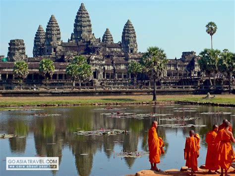 Siem Reap - Angkor Thom & Angkor Wat Temple. Vietnam ...