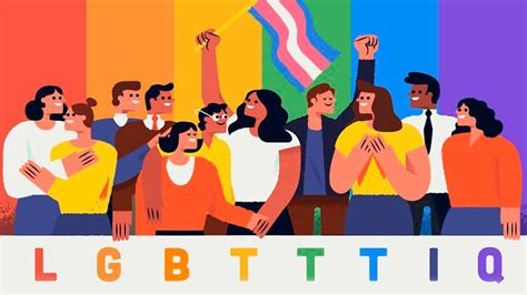 Siglas vemos y su significado no sabemos: LGBTTTIQ