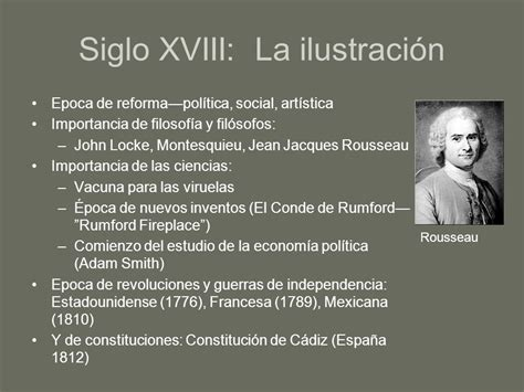 Siglo XVIII: La ilustración - ppt descargar