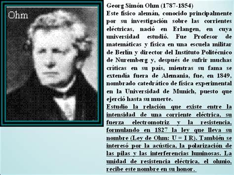 Siglos XVIII - XIX. De la electrostática al ...
