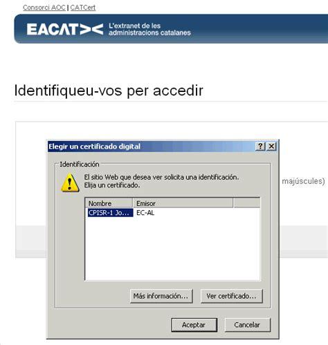 Signatura electrònica d'arxius pdf des de la plataforma EACAT