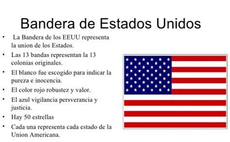 Significado de la bandera de Estados Unidos   Bandera de ...