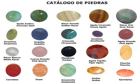 Significado de las piedras semipreciosas y preciosas