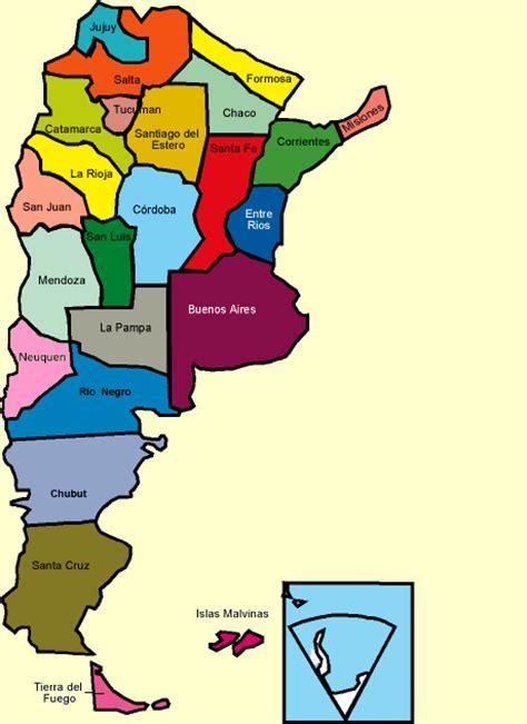 Significado de los nombres de las provincias argentinas ...