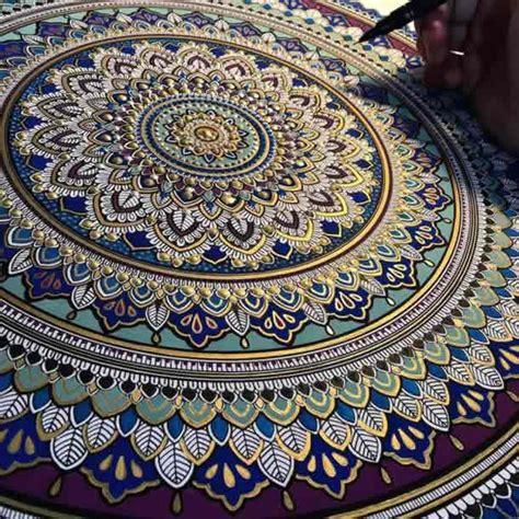 Significado de Mandala? Tipos de Mandala? » Artesanato Brasil