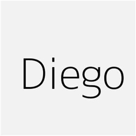 Significado del nombre Diego   Significado de nombres