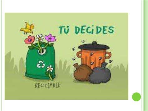 Significados del reciclaje