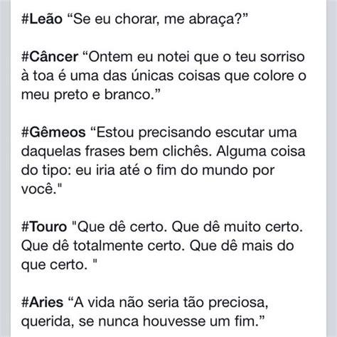 Signos- Leão, câncer, gêmeos, touro e Aries | Leão ...