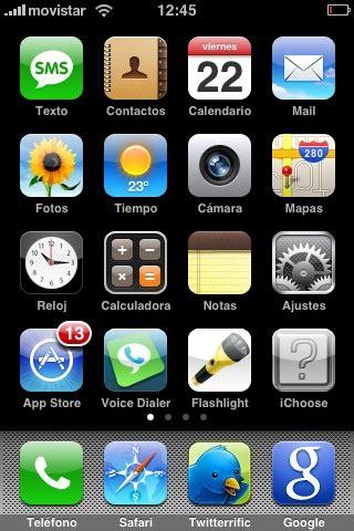 Sigo con las aplicaciones y tips del iphone ...