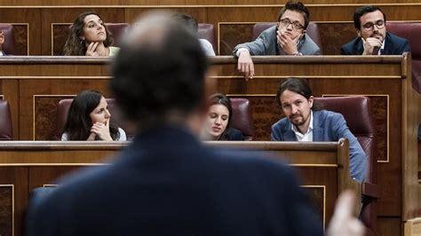 Sigue la moción de censura a Mariano Rajoy en streaming
