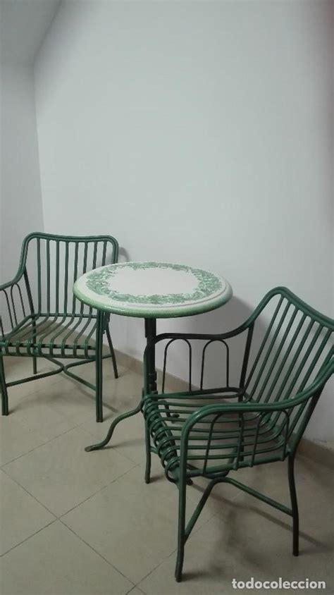 sillas mesa jardín de unopiu muebles jardin - Comprar ...