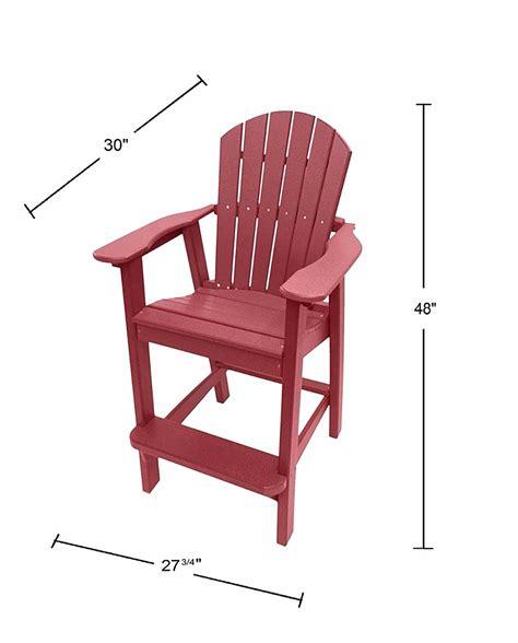 Sillas Para Balcon Durables Color Rojo Oscuro   $ 23,699 ...