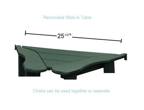 Sillas Para Balcon Durables Color Verde   $ 22,899.00 en ...
