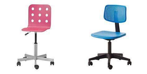 Sillas para un escritorio juvenil