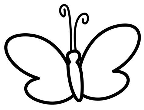 Silueta de mariposas para recortar   Imagui