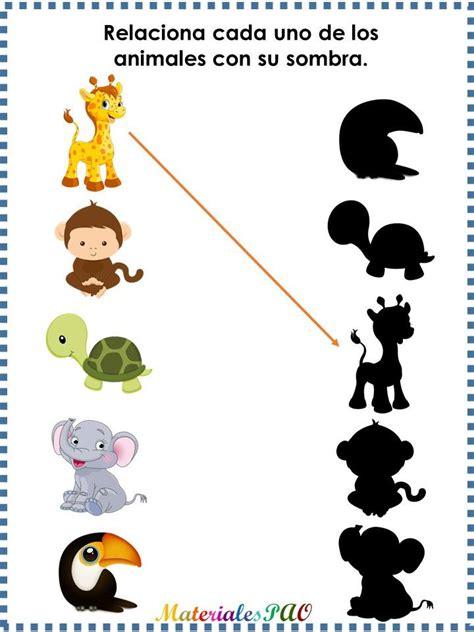 SILUETAS DE ANIMALES7   Orientación Andújar   Recursos ...