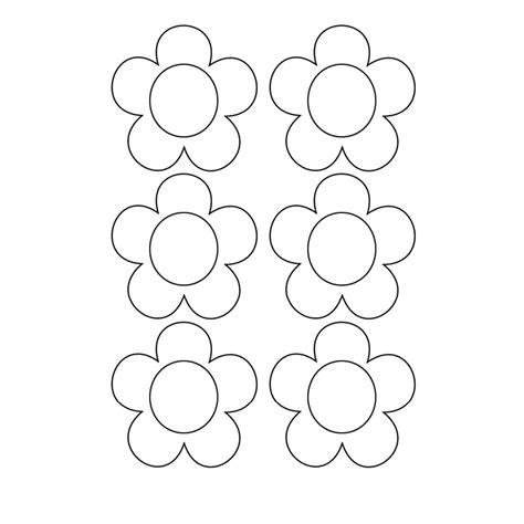Siluetas de flores para imprimir   Imagui