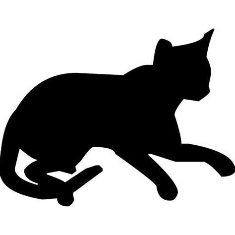 Siluetas de gatos para imprimir   Imagui | Gatitos ...