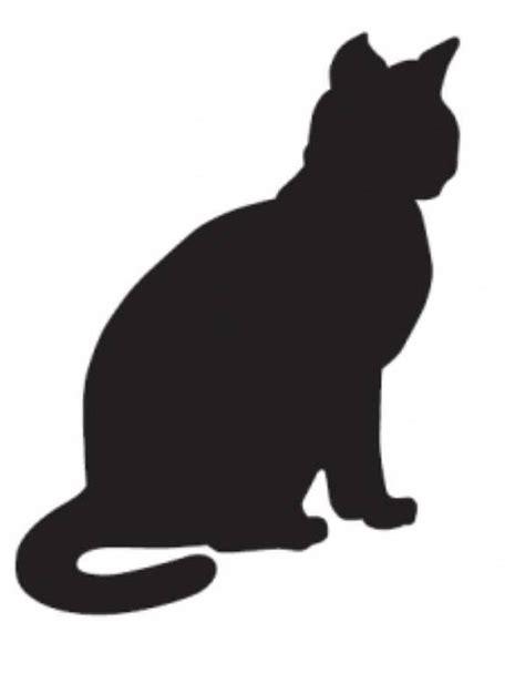 Siluetas de gatos para imprimir - Imagui | Gatitos ...