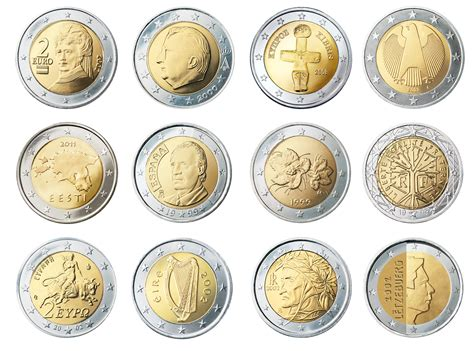 Silver and Gold Round Coin · Free Stock Photo