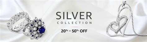 Silver Jewelry for Women: Buy Silver Jewellery Online at ...