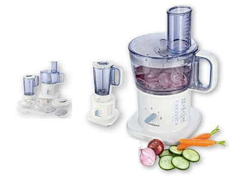 Silvercrest Kitchen Tools 500W Food Processor   Lidl ...