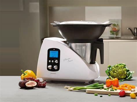 SILVERCREST® Küchenmaschine Monsieur Cuisine SKMH 1100 A1 ...