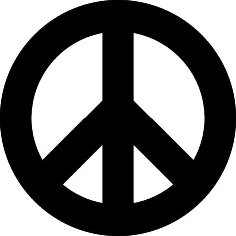 Símbolo de la paz   Descargar Iconos gratis