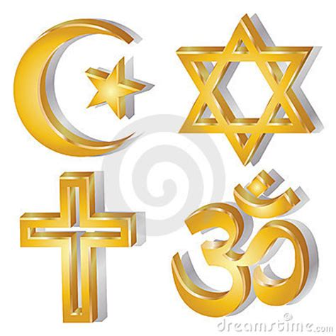 Símbolo Religioso Imagen de archivo - Imagen: 12711561