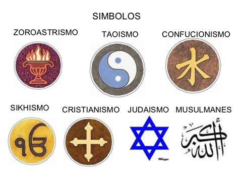 Simbolos de religiones - Imagui