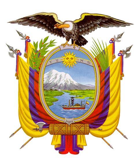 Simbolos Patrios Del Ecuador Escudo Del Ecuador   Auto ...