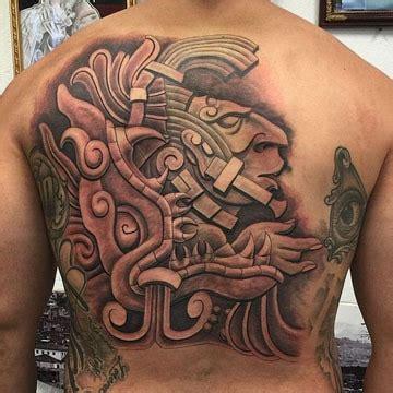 Simbolos y letras en tatuajes mayas y su significado ...