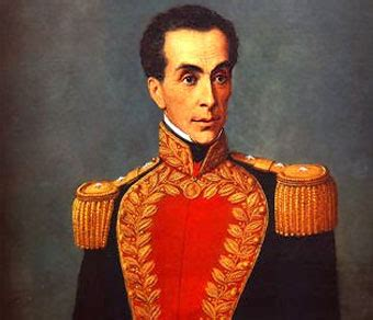 Simón Bolívar. Biografía.