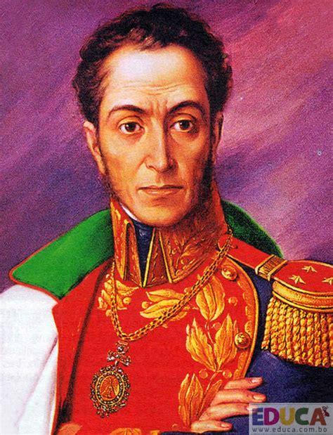 Simón Bolívar   Historia, Literatura, Educación de Bolivia ...