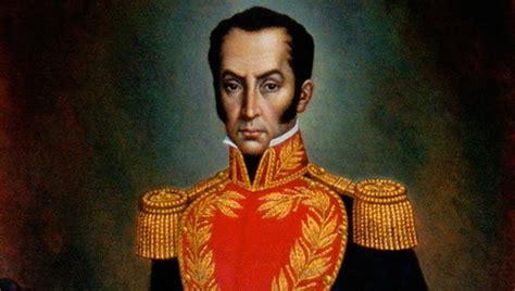"Simón Bolívar, ""El Libertador"" of South America"