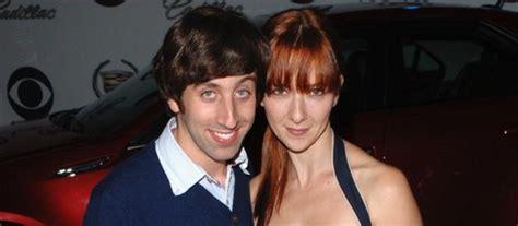 Simon Helberg y Jocelyn Towne han sido padres por segunda ...