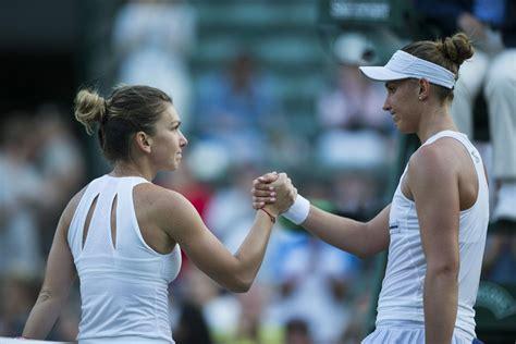 SIMONA HALEP at Wimbledon Championships 07/04/2017 ...
