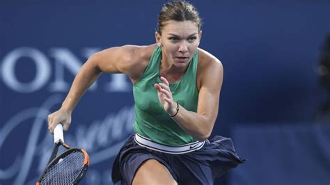 Simona Halep books spot in final four at the Rogers Cup in ...