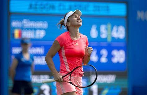 Simona Halep, despre blaturile din tenis
