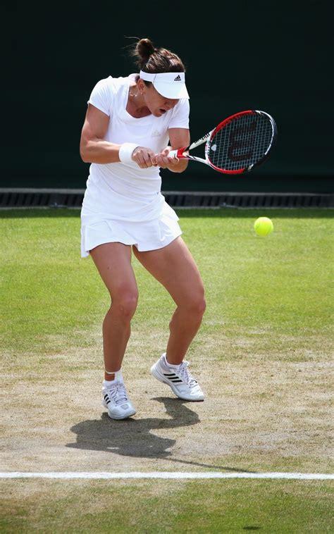 Simona Halep – Wimbledon Tennis Championships 2014 – 3rd Round