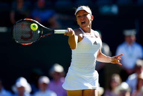 Simona Halep – Wimbledon Tournament 2015 – First Round