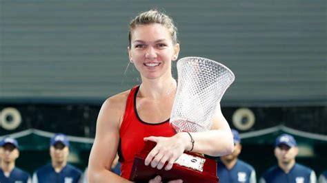 Simona Halep –This is perhaps the most important in my career