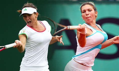 Simona Halep: Tennis player who had breast reduction ...