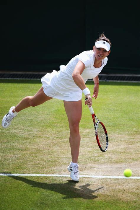 Simona Halep v Eugenie Bouchard - Wimbledon 2014 SF | Talk ...