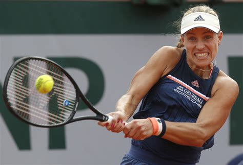 Simona Halep vs Angelique Kerber: French Open quarter ...